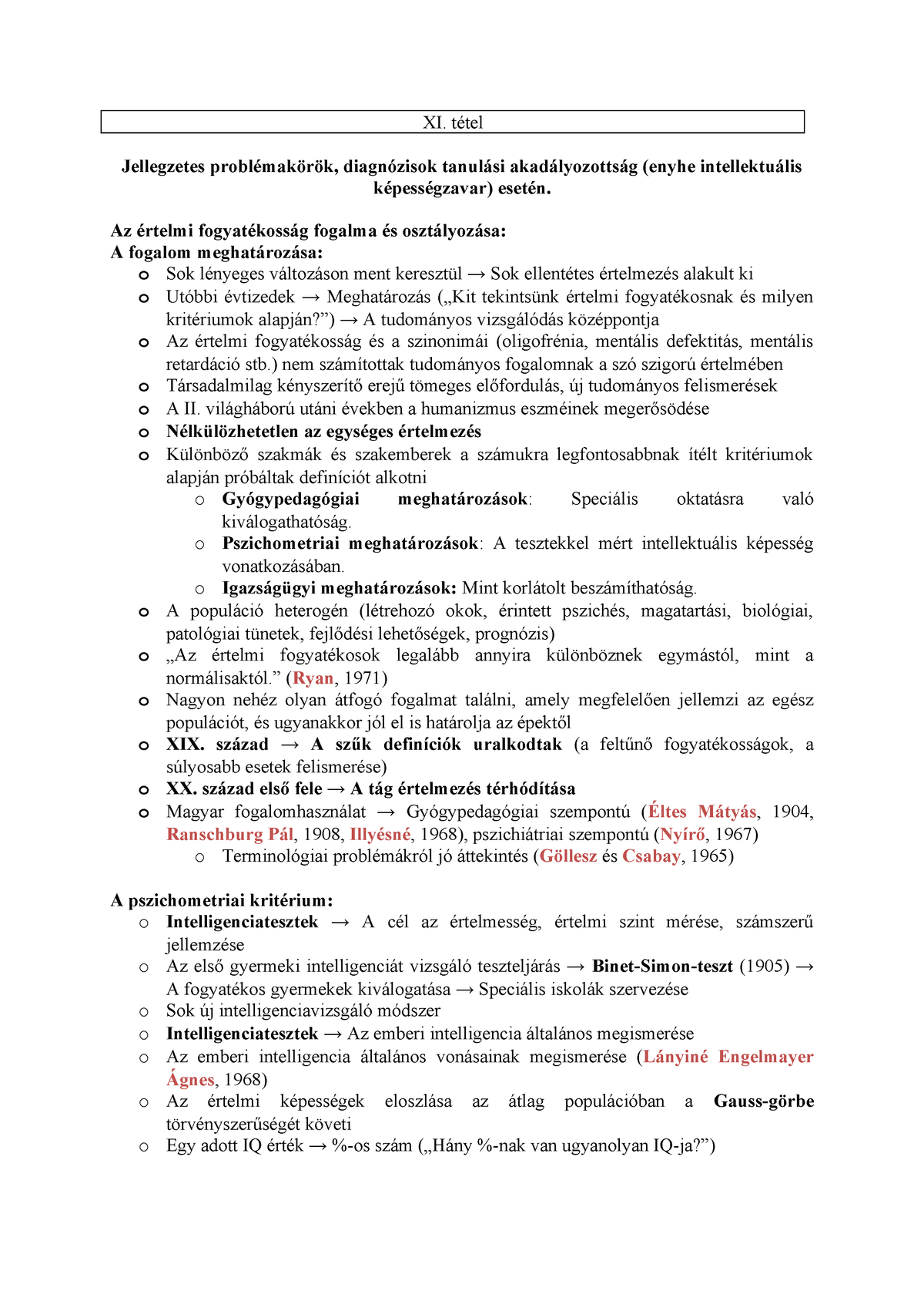 a hipertónia fogyatékosságának kritériumai)