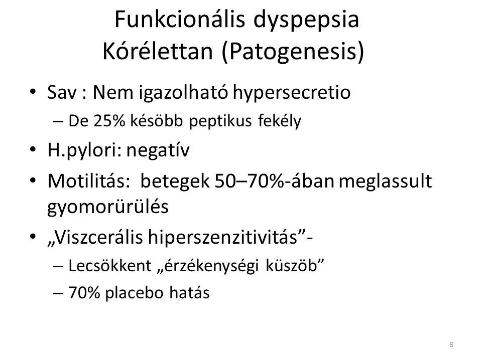 peptikus fekély és magas vérnyomás)