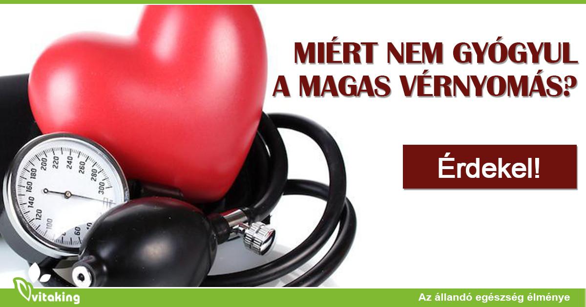 Milyen vérnyomás jó a vesének?