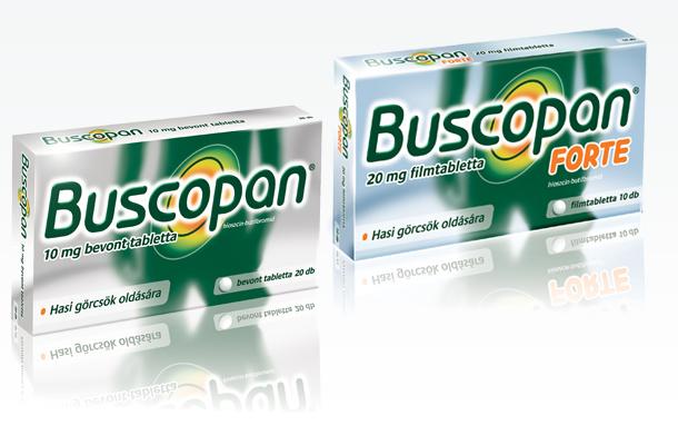 buscopan magas vérnyomás esetén)