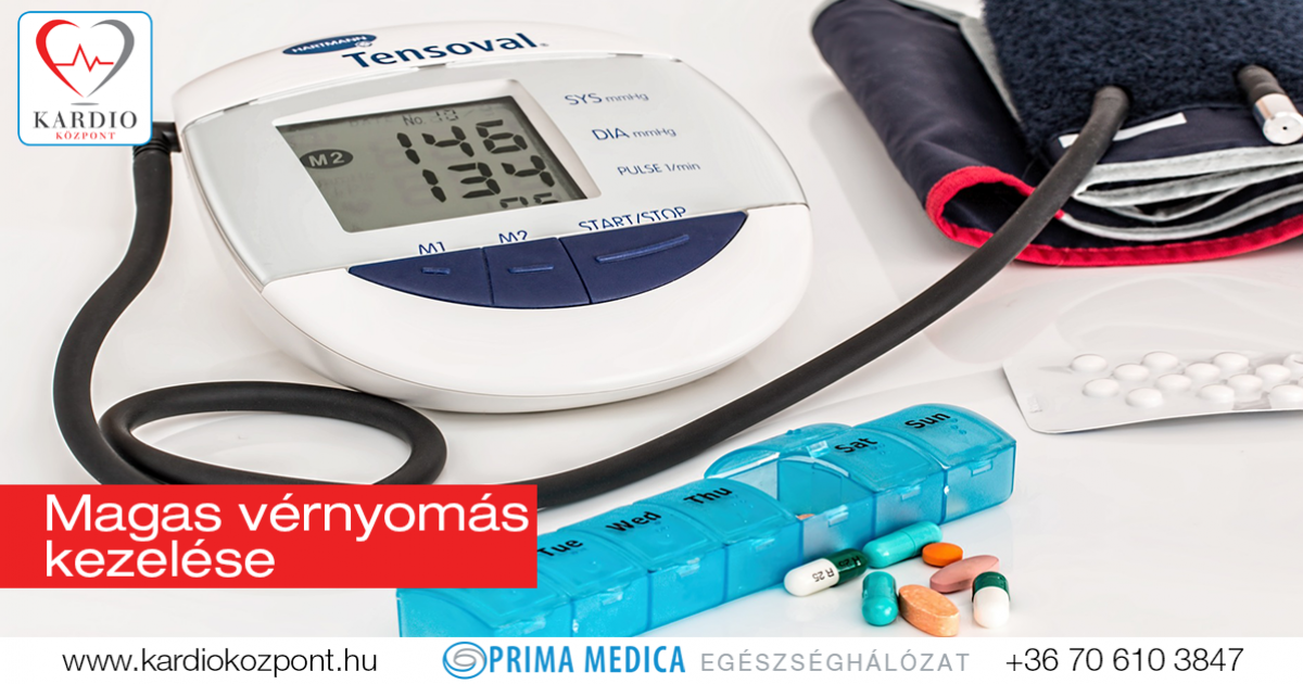 a magas vérnyomás elleni gyógyszerek komplex kezelése)
