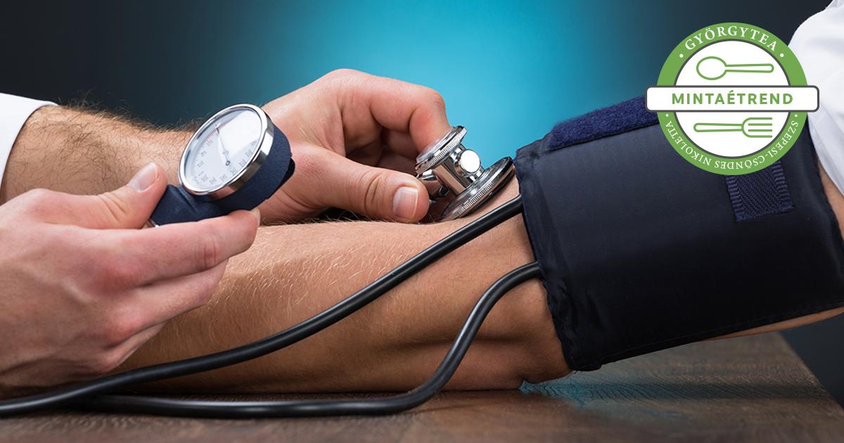 valerian magas vérnyomás esetén a magas vérnyomás fitoterápiája