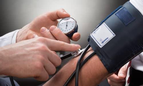 eszköz a magas vérnyomásból származó nyomás csökkentésére)