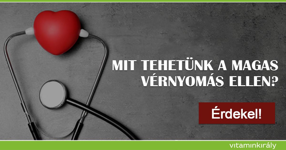 magas vérnyomás elleni gyógyszerek komplexe