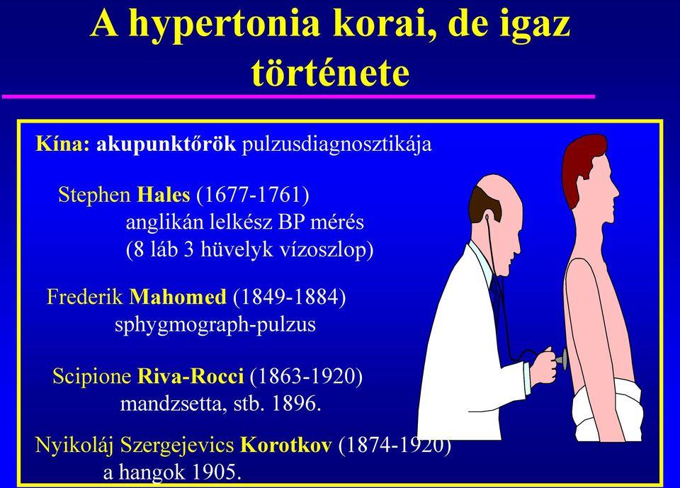 magas vérnyomás miatt kezelt emberek