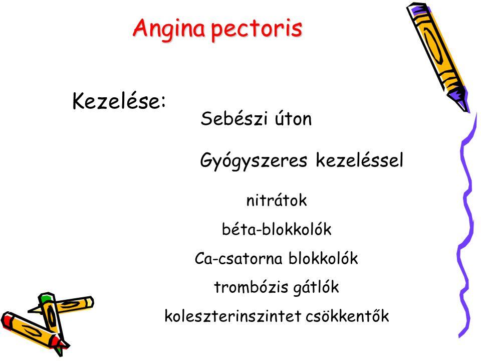 angina pectoris kezelése magas vérnyomással)