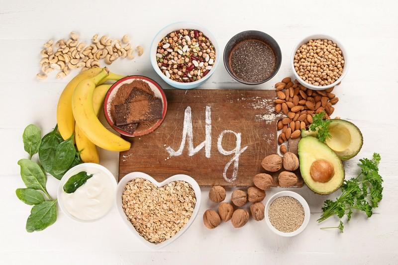 magnéziumban gazdag ételek magas vérnyomás ellen)