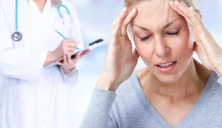 fejfájás nyomás hipertónia