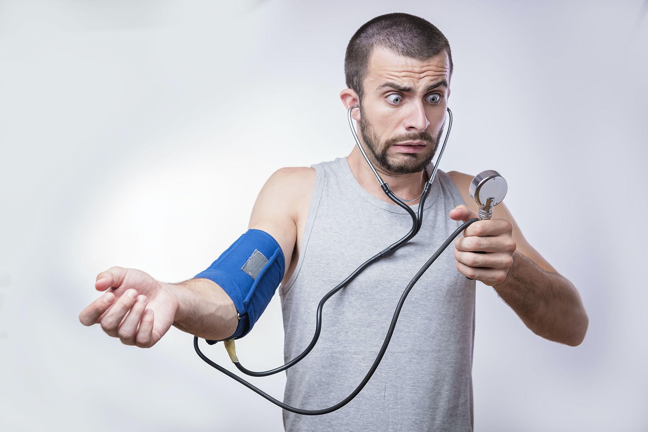 lehetséges-e kocogni magas vérnyomás esetén)