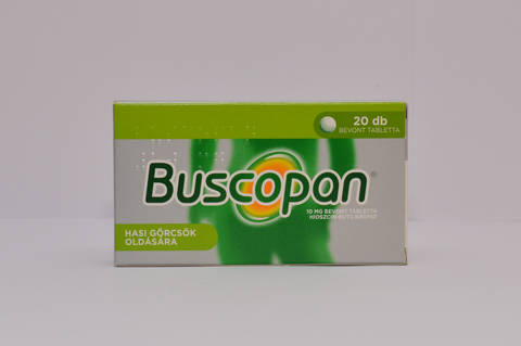 Efficacy and Tolerability of Buscopan Plus in Painful Gastric or Intestinal Spasms