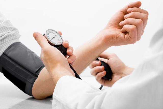 magas vérnyomás kezelés megkezdése