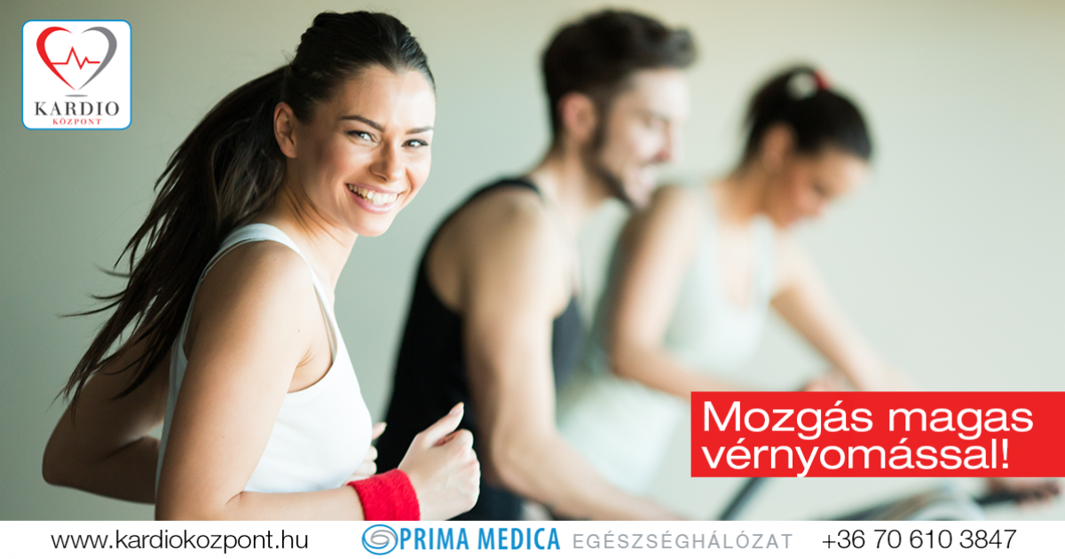 mit ad a fizikai aktivitás a magas vérnyomás esetén