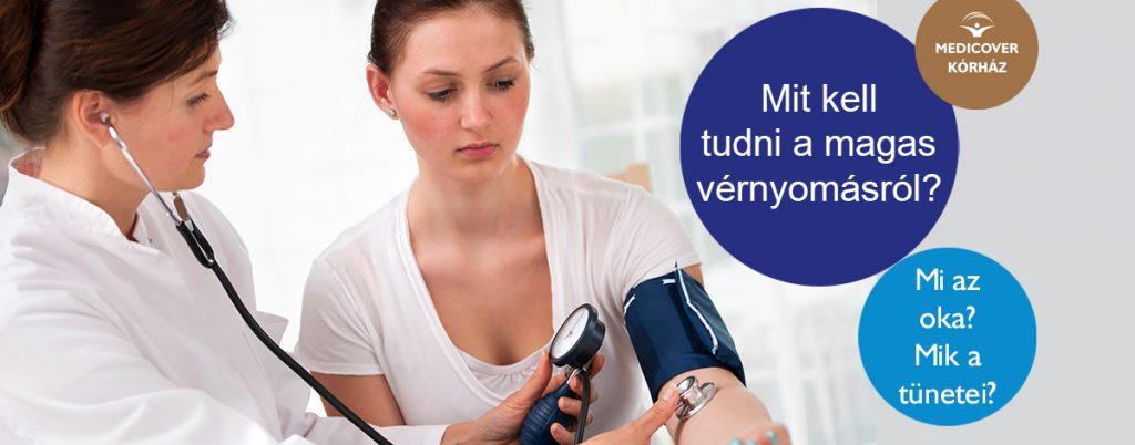 a kezdeti magas vérnyomás okai
