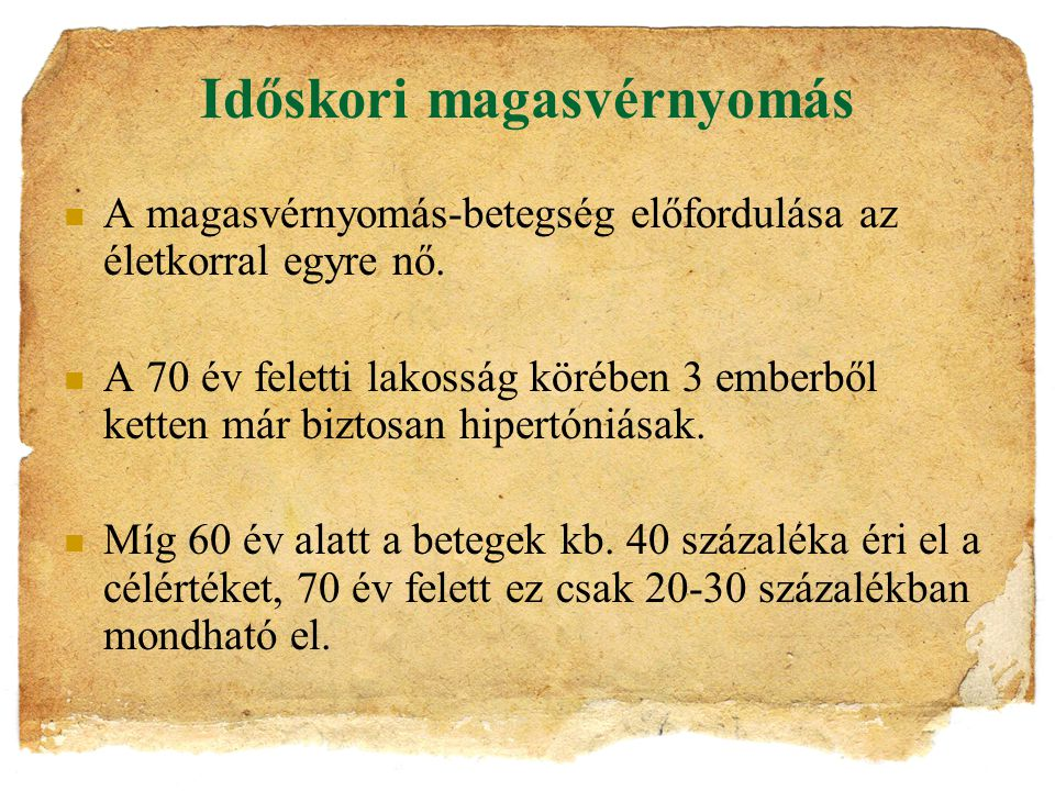 a hipertónia rövid leírása)
