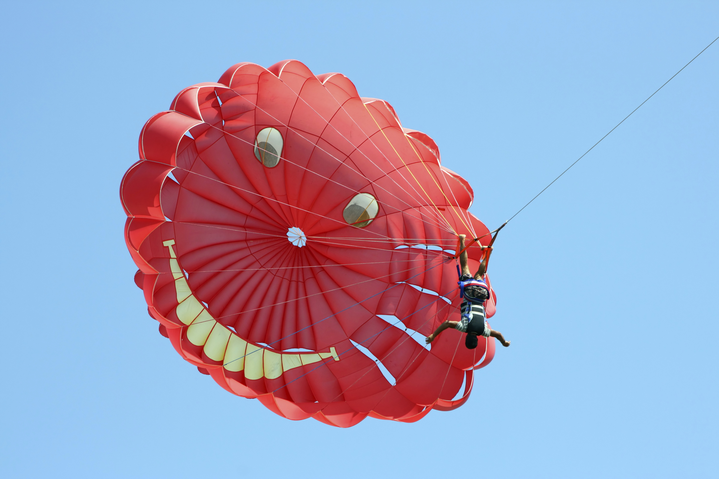 Törés után ejtőernyőzhet. Orvosi ellenjavallatok