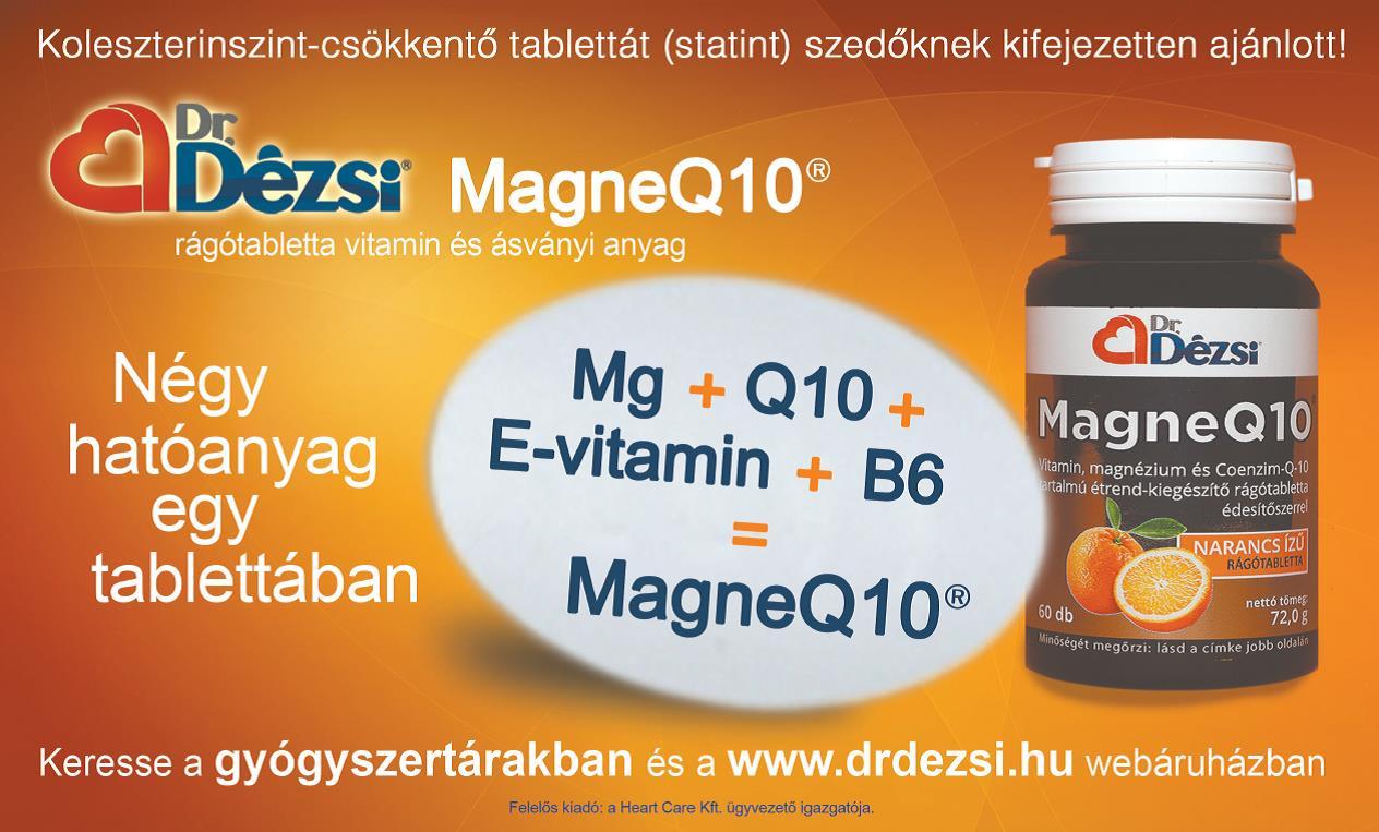 Magnézium és B6, a két stresszűző