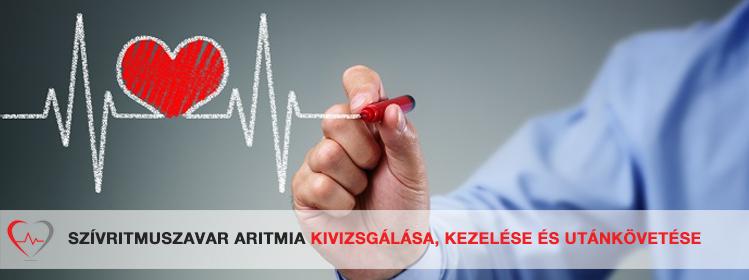 Gyakori kórkép a szívritmuszavar