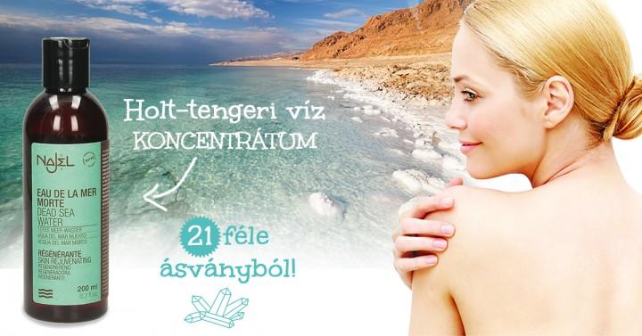 Holt-tengeri lebegőfürdő