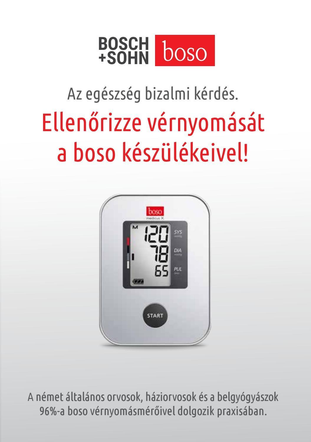 Május a vérnyomásmérés hónapja | PHARMINDEX Online