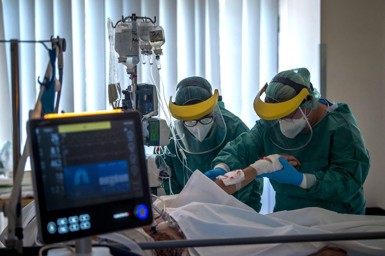 Gyászterapeuta az orosházi kórházban
