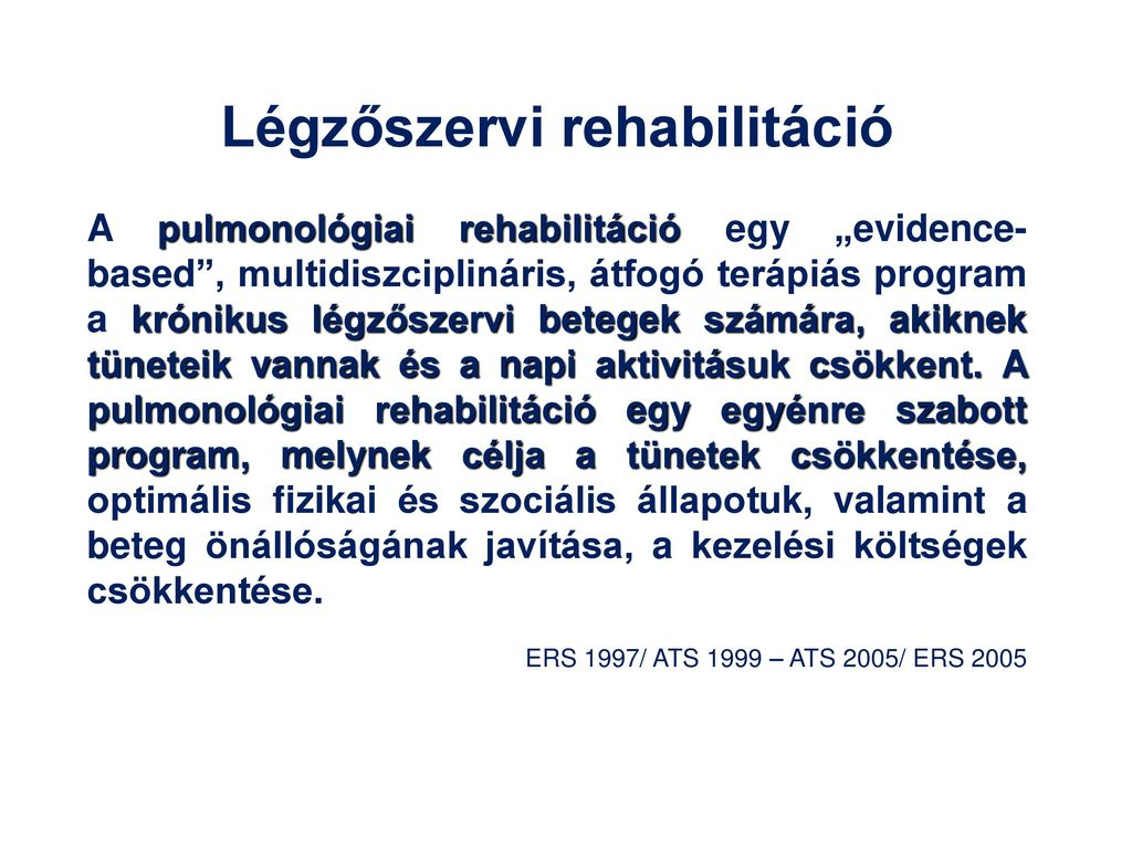 hipertónia rehabilitációs program)