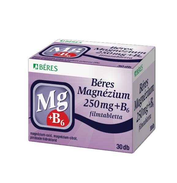 magas vérnyomás gyógyszerek nélküli kezelése magnéziummal)