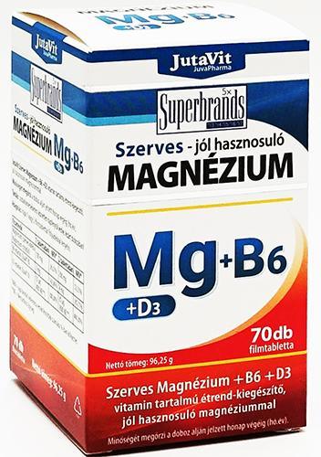 magnézium b6 hipertónia vélemények