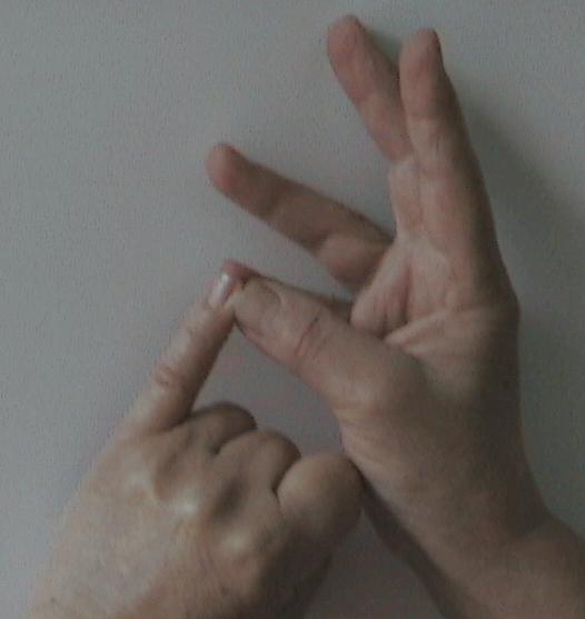 Gyógyító kéztartások - mudra bárhol és bármikor - Egészségtér