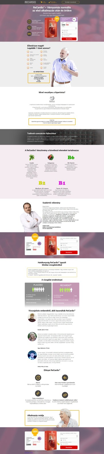 A magas vérnyomás kezelése - Leukózis