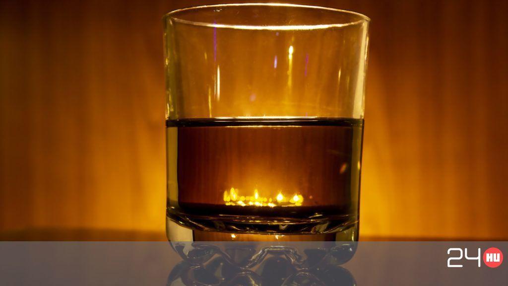 magas vérnyomás lüktető whisky