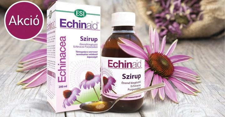 echinacea hipertónia esetén)