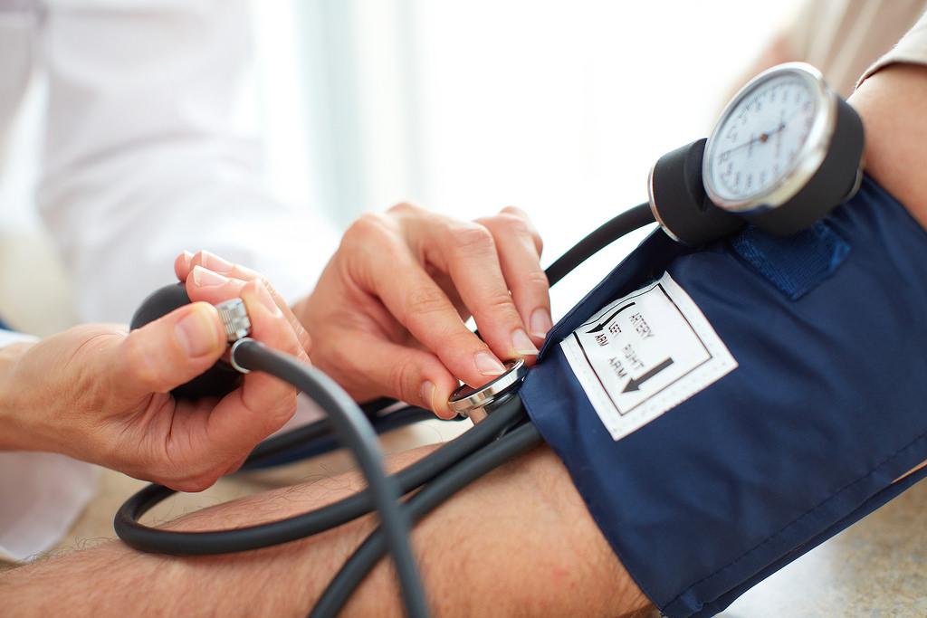 a kardiogram hipertóniát mutatott
