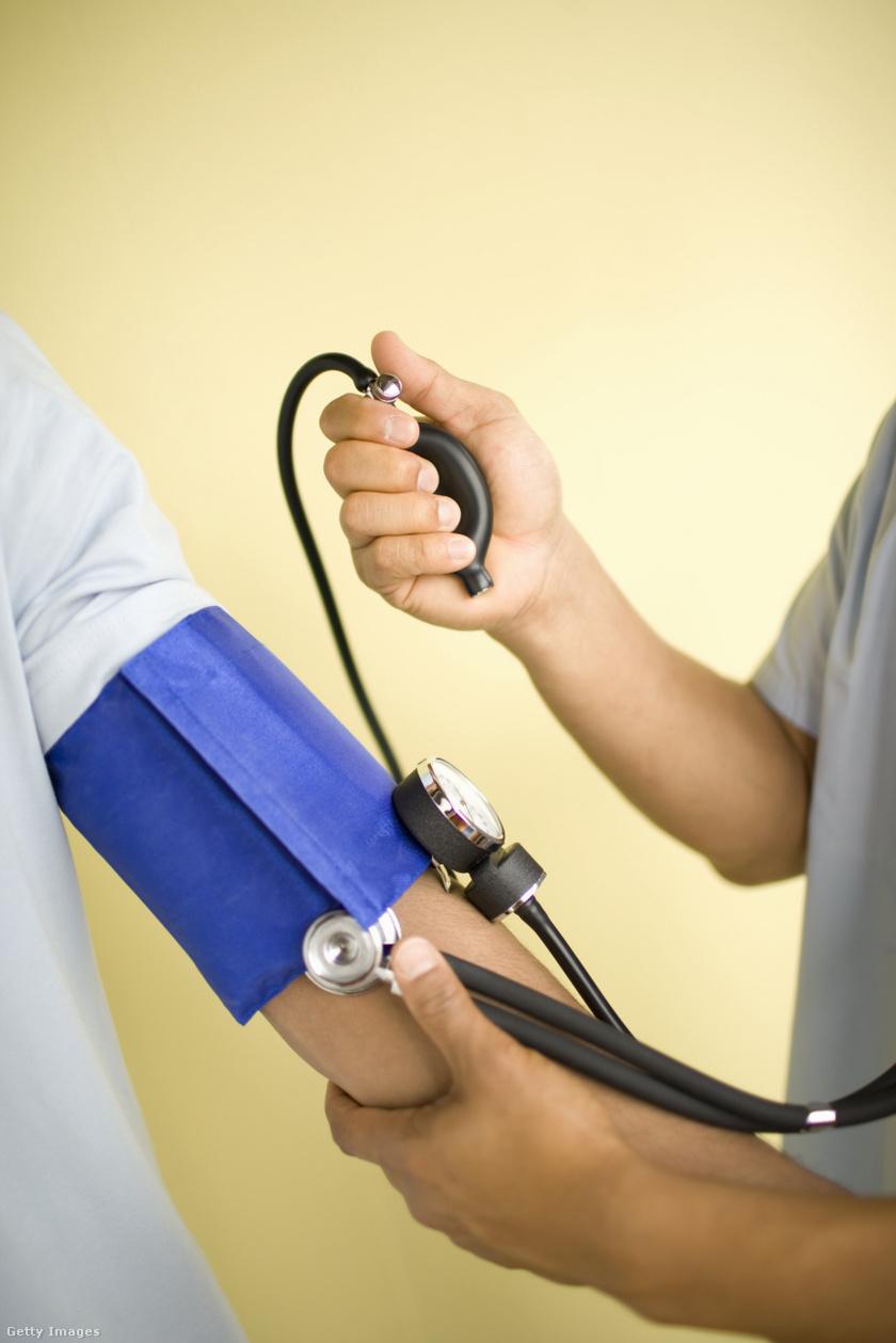 reggeli magas vérnyomás