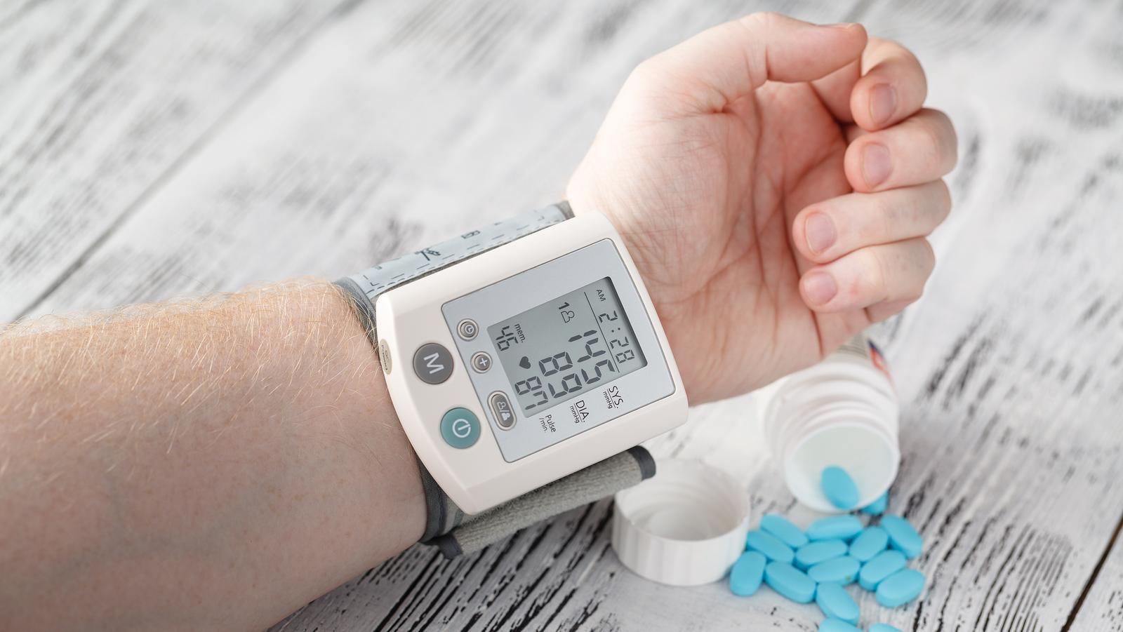 a magas vérnyomást hiány okozza