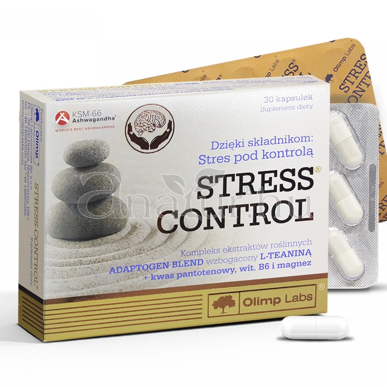 magas vérnyomás és idegi stressz