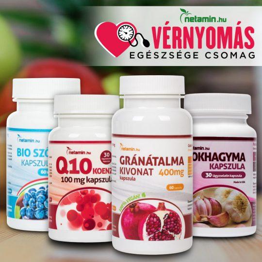 magas vérnyomás elleni termék