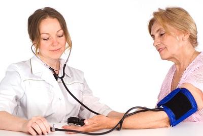 meghatározza a magas vérnyomás mértékét
