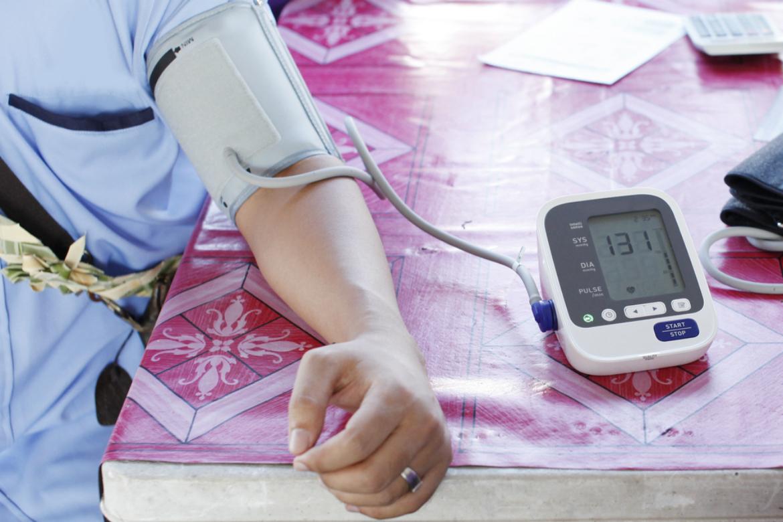 RizikóRiadó teszt kérdések - A magas vérnyomás kockázatai