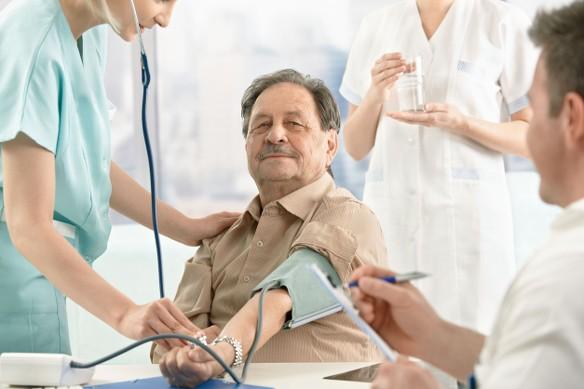 magas vérnyomás és adomány