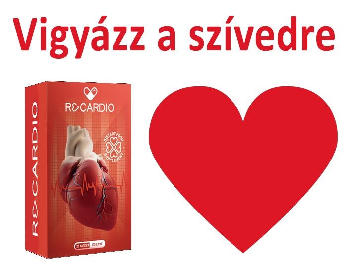 re cardio orvosság magas vérnyomás ellen)