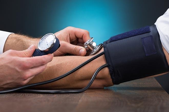 a magas vérnyomás népi receptjeiből