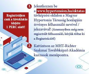 magas vérnyomás és regisztráció