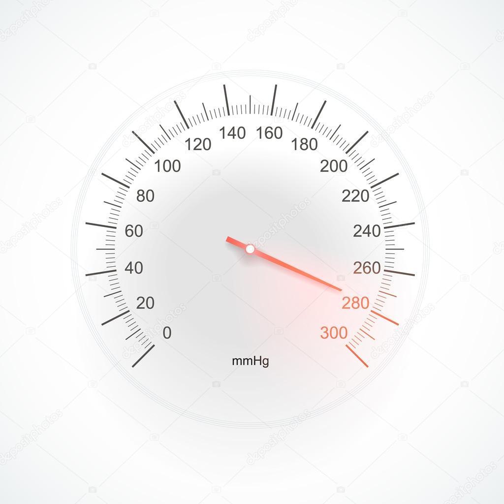 magas vérnyomás barométer)