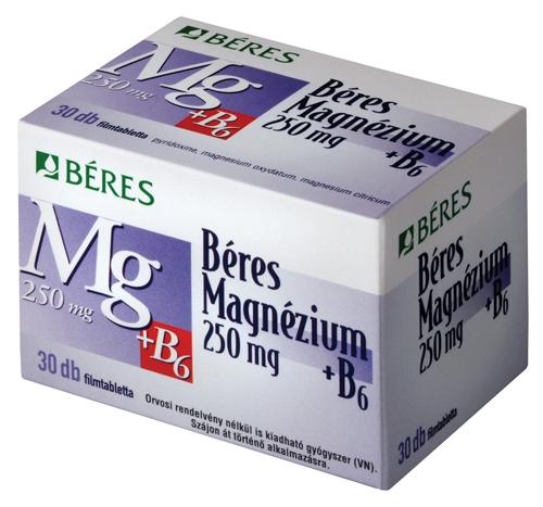 magas vérnyomás gyógyszerek nélküli kezelése magnéziummal