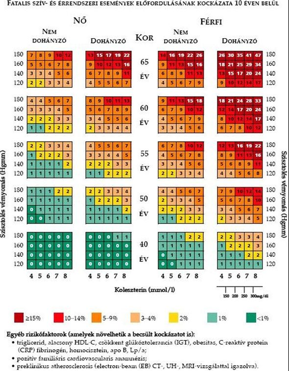 bogáncs magas vérnyomás ellen a magas vérnyomásból származó stroke statisztikája