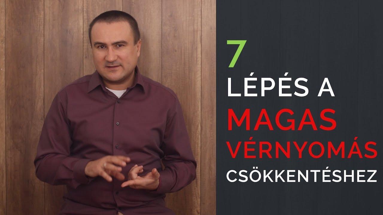 magas vérnyomás nyak videó)