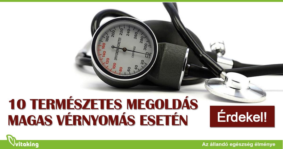 mit kell bevenni a magas vérnyomás hagyományos orvoslásához